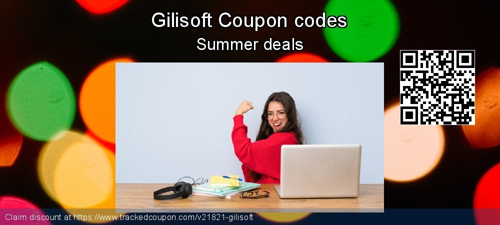 Gilisoft Coupon discount, offer to 2019 New Year's eve
