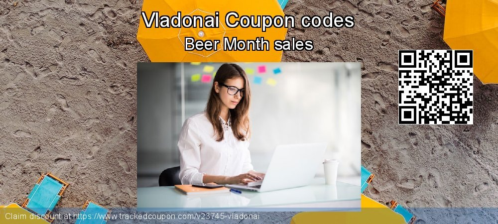 Vladonai Coupon discount, offer to 2019 April Fool's Day