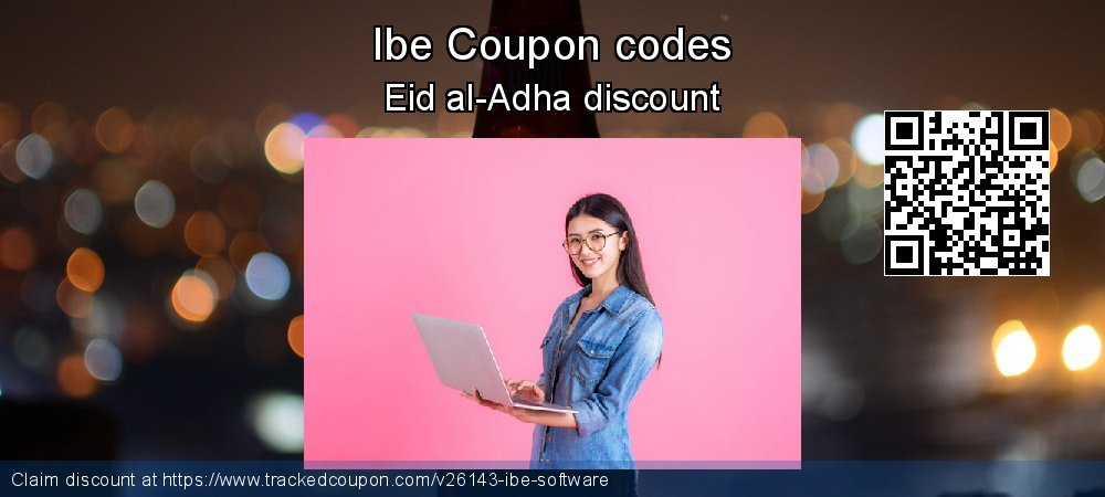 Ibe Coupon discount, offer to 2020 Happy New Year