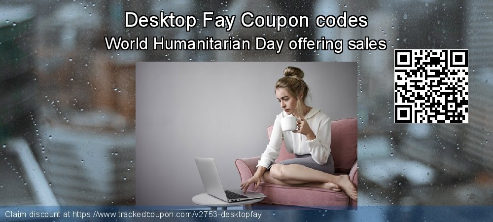 Desktop Fay Coupon discount, offer to 2020