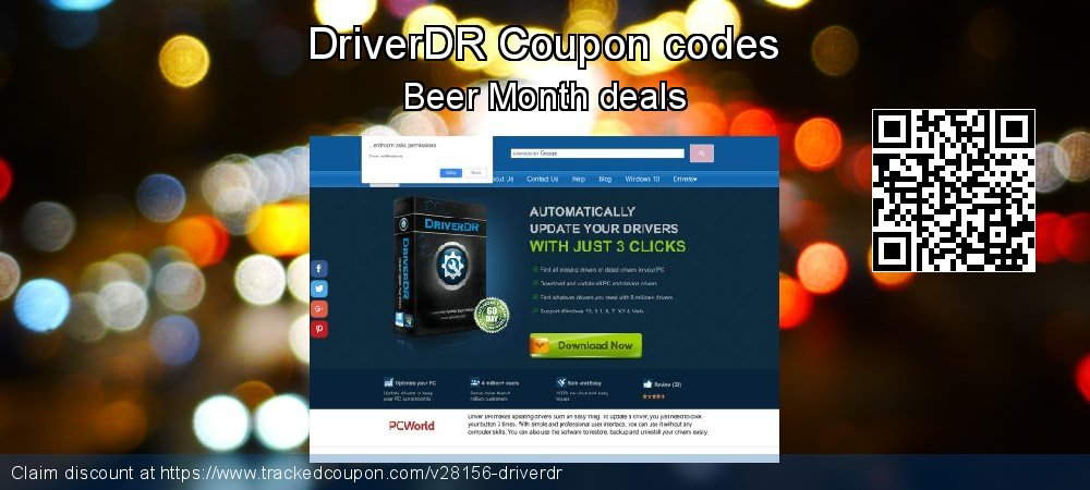 DriverDR Coupon discount, offer to 2020 New Year