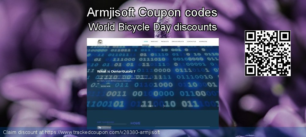 Armjisoft Coupon discount, offer to 2019 Valentines Day