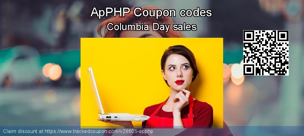 ApPHP Coupon discount, offer to 2020