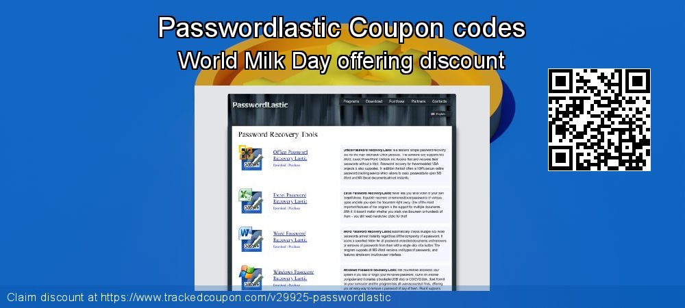 Passwordlastic Coupon discount, offer to 2019 April Fool's Day