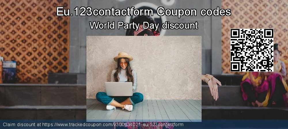 Eu.123contactform Coupon discount, offer to 2021