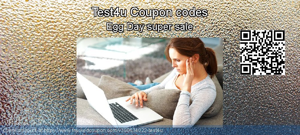 Test4u Coupon discount, offer to 2021