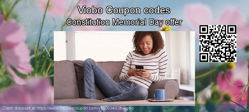 Viobo Coupon discount, offer to 2021