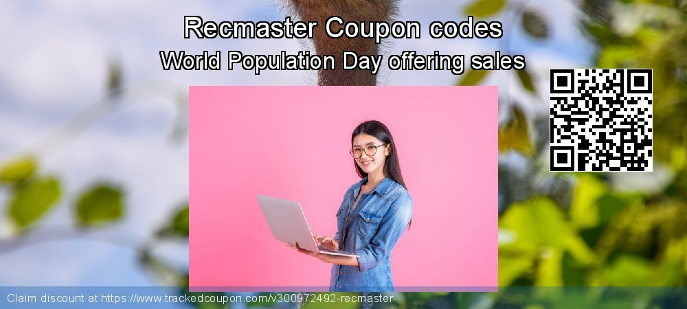 Recmaster Coupon discount, offer to 2021