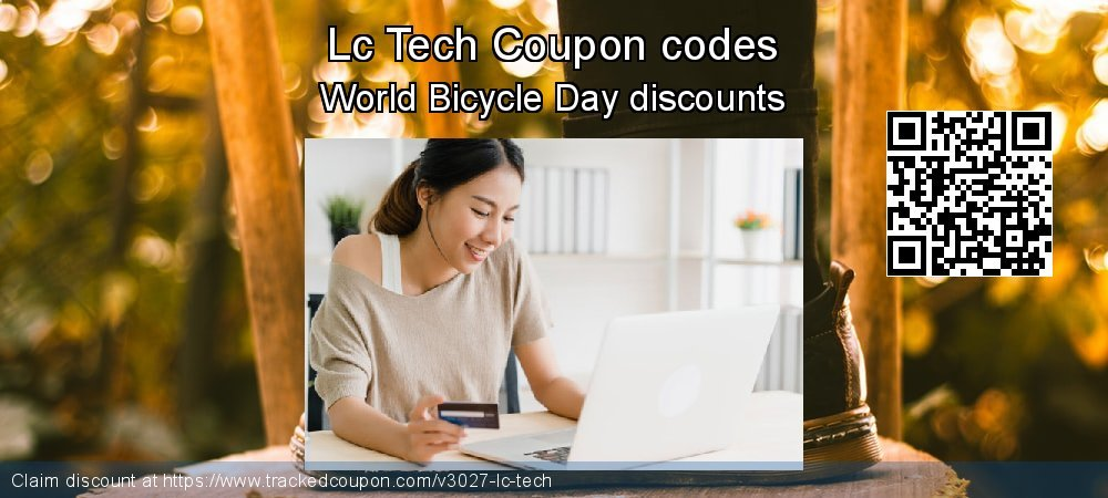 Lc Tech Coupon discount, offer to 2020 Lunar New Year