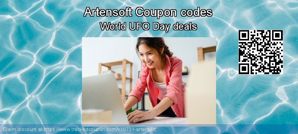 Artensoft Coupon discount, offer to 2019 Mid-year