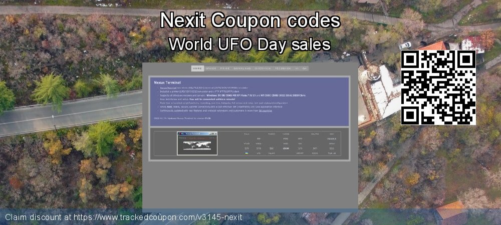 Nexit Coupon discount, offer to 2019 Spring