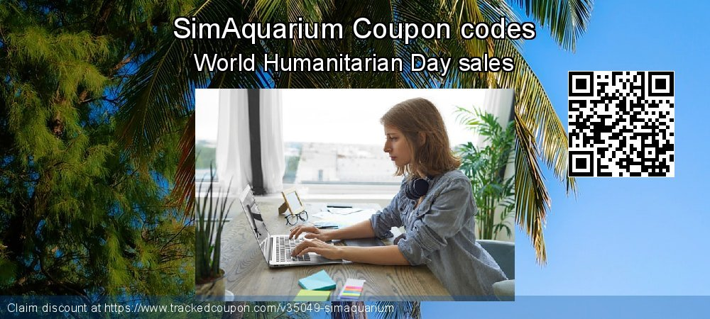 SimAquarium Coupon discount, offer to 2019 Valentine's Day