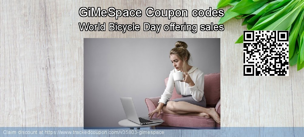 GiMeSpace Coupon discount, offer to 2019 Back-to-School event