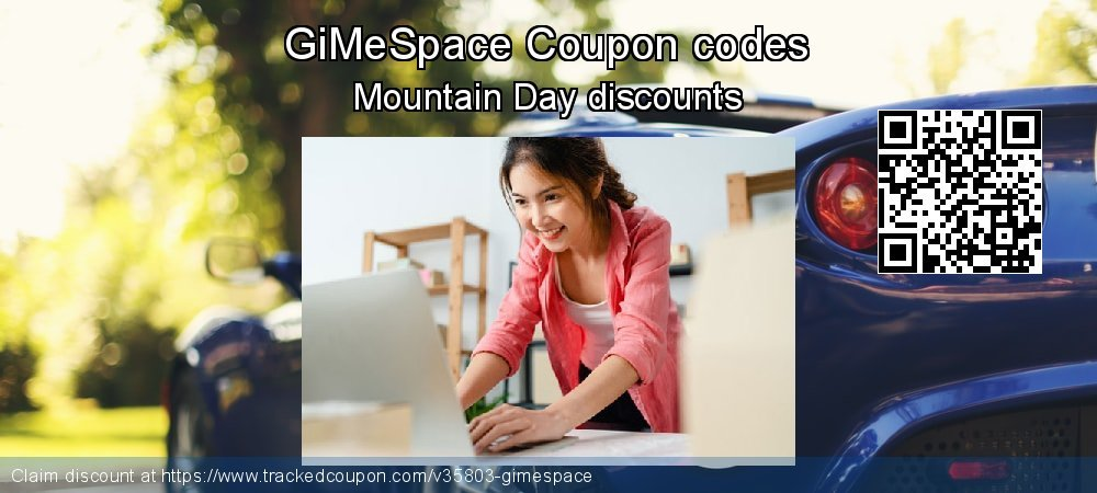 GiMeSpace Coupon discount, offer to 2019 New Year's Day