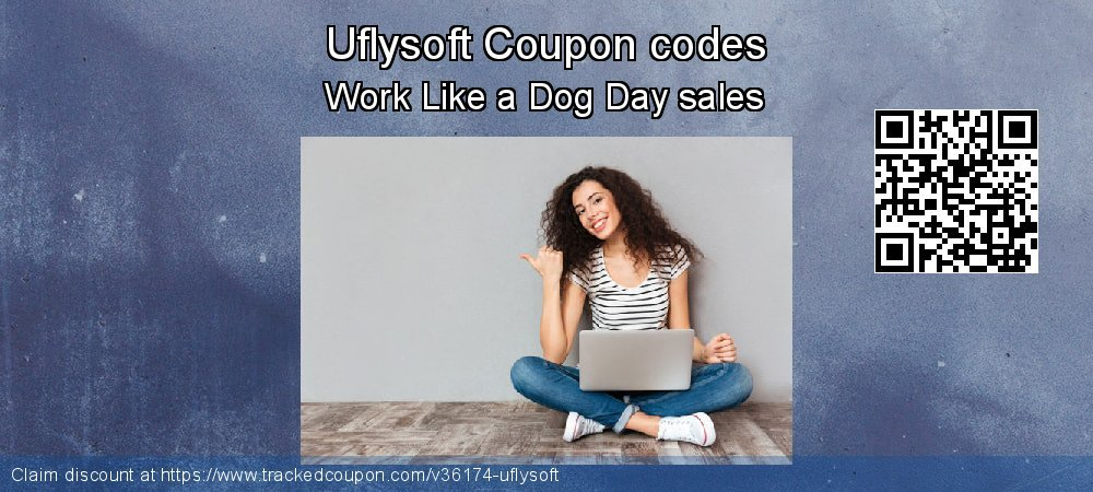 Uflysoft Coupon discount, offer to 2020 Lunar New Year