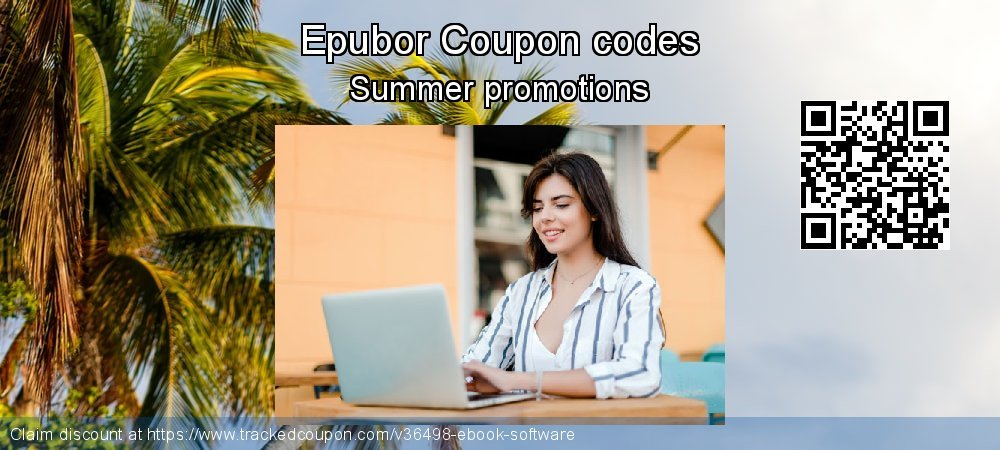 Epubor Coupon discount, offer to 2019 Back to School promo