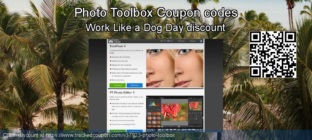 Photo Toolbox Coupon discount, offer to 2019  Lover's Day