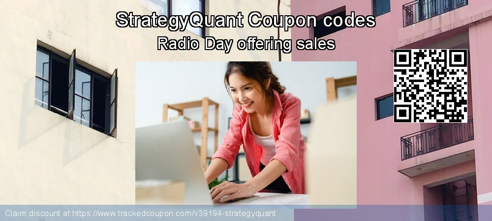 StrategyQuant Coupon discount, offer to 2019 Thanksgiving