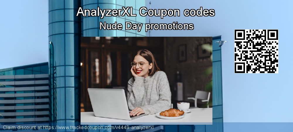 AnalyzerXL Coupon discount, offer to 2019 Christmas Day