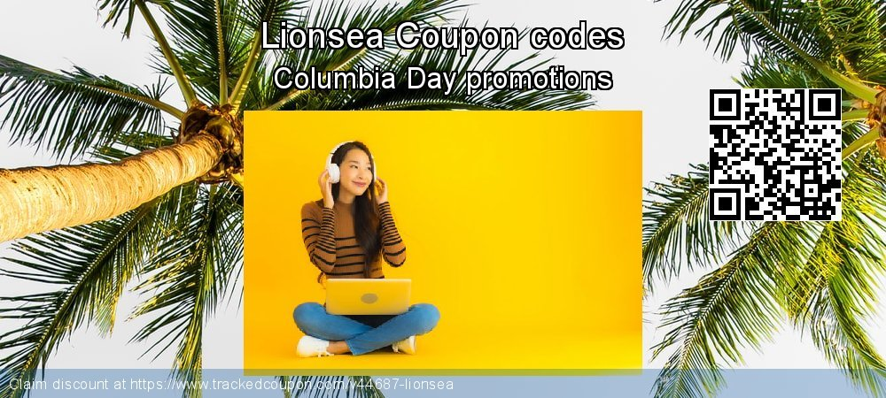 Lionsea Coupon discount, offer to 2019 Christmas & New Year