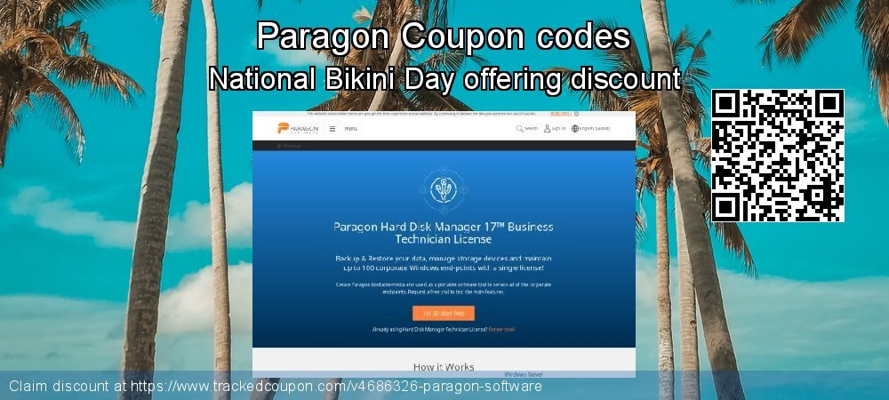 Paragon Coupon discount, offer to 2021