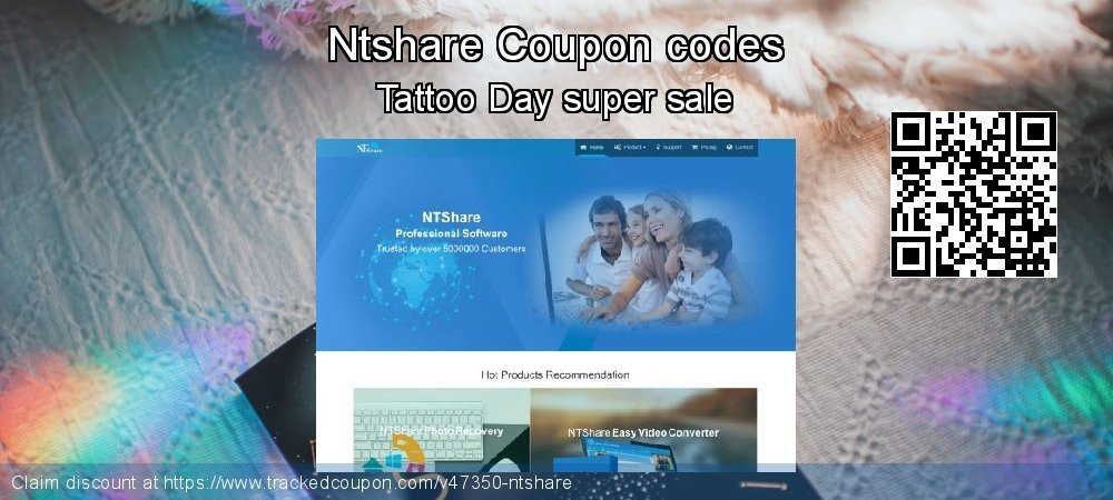Ntshare Coupon discount, offer to 2019 April Fool's Day