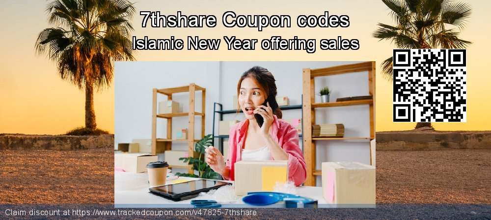 7thshare Coupon discount, offer to 2020 Happy New Year