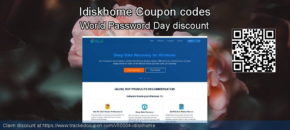 Idiskhome Coupon discount, offer to 2018 Christmas
