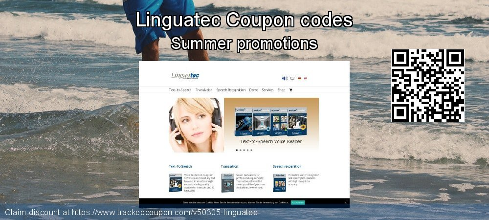Linguatec Coupon discount, offer to 2021