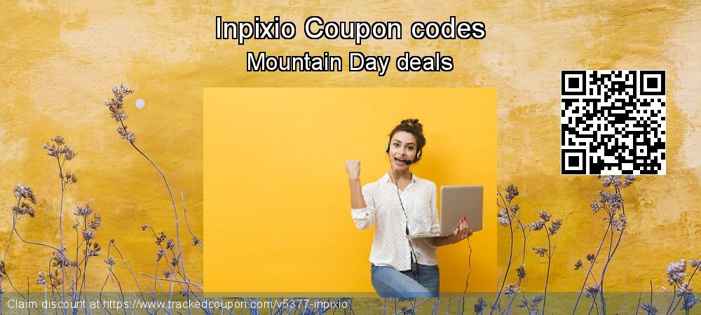 Inpixio Coupon discount, offer to 2021