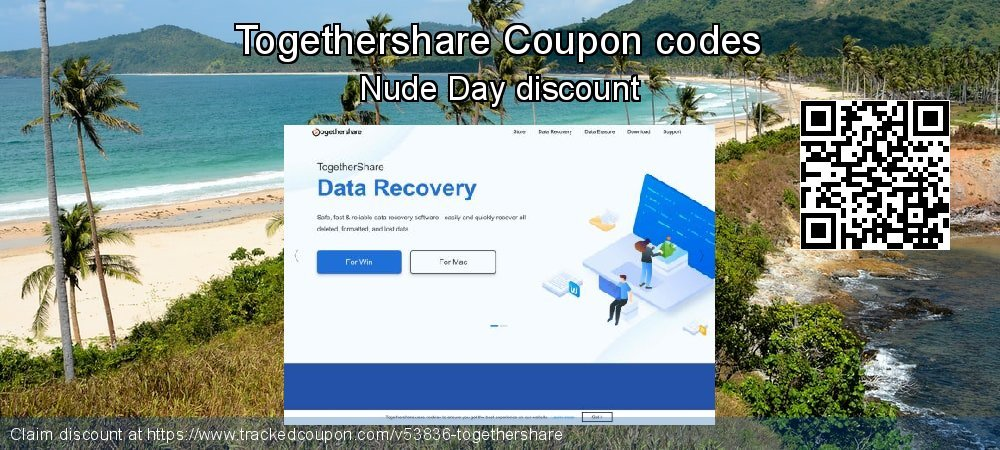 Togethershare Coupon discount, offer to 2018 End year
