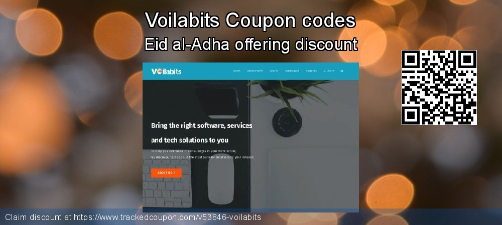 Voilabits Coupon discount, offer to 2019 Mid-year