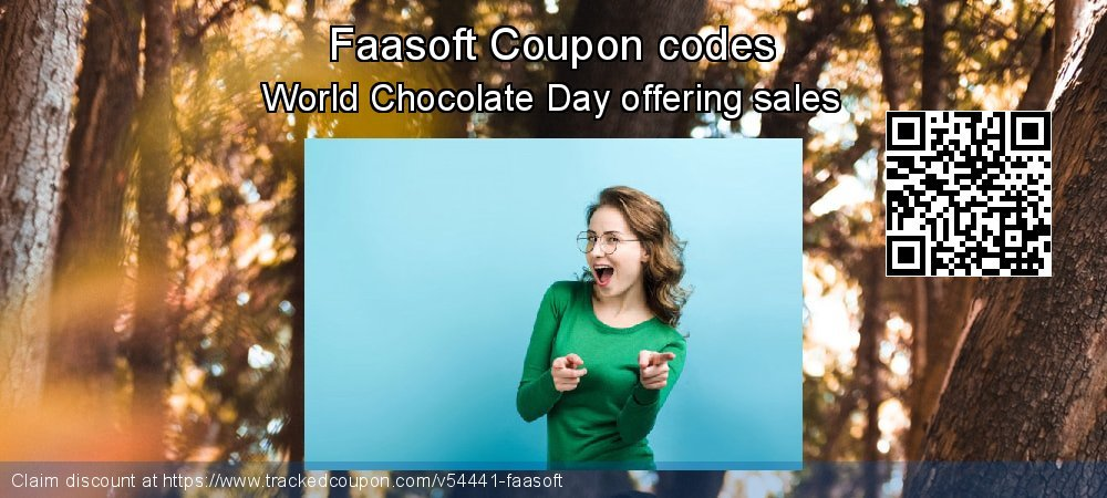 Faasoft Coupon discount, offer to 2019 April Fool's Day