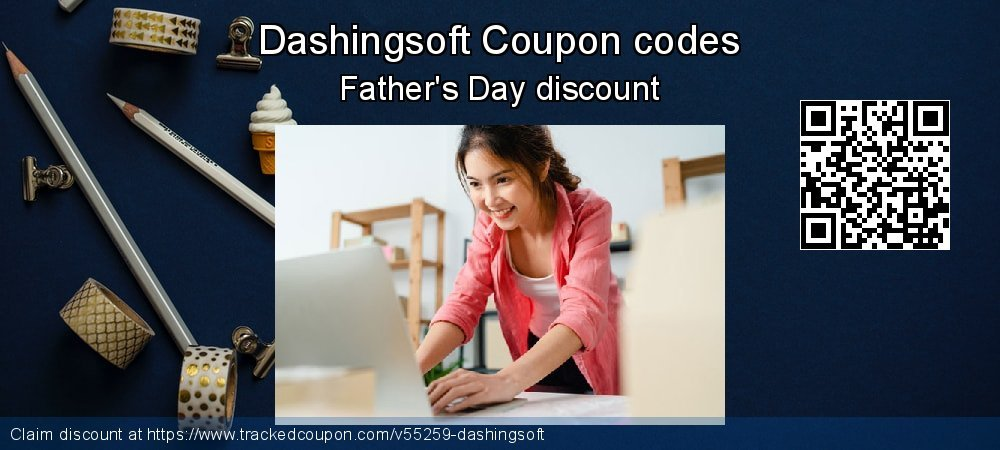 Dashingsoft Coupon discount, offer to 2019 End year