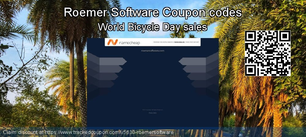 Roemer Software Coupon discount, offer to 2019 Christmas & New Year