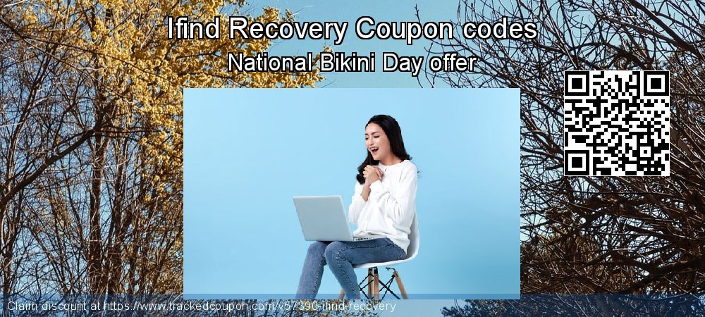 Ifind Recovery Coupon discount, offer to 2019 April Fool's Day