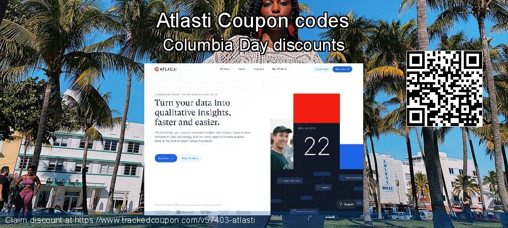 Atlasti Coupon discount, offer to 2021