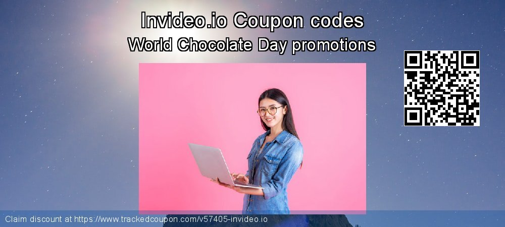 Invideo.io Coupon discount, offer to 2021