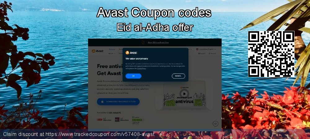 Avast Coupon discount, offer to 2021