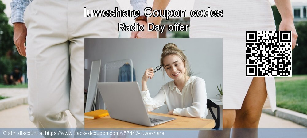 Iuweshare Coupon discount, offer to 2020