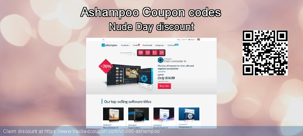 Ashampoo Coupon discount, offer to 2021