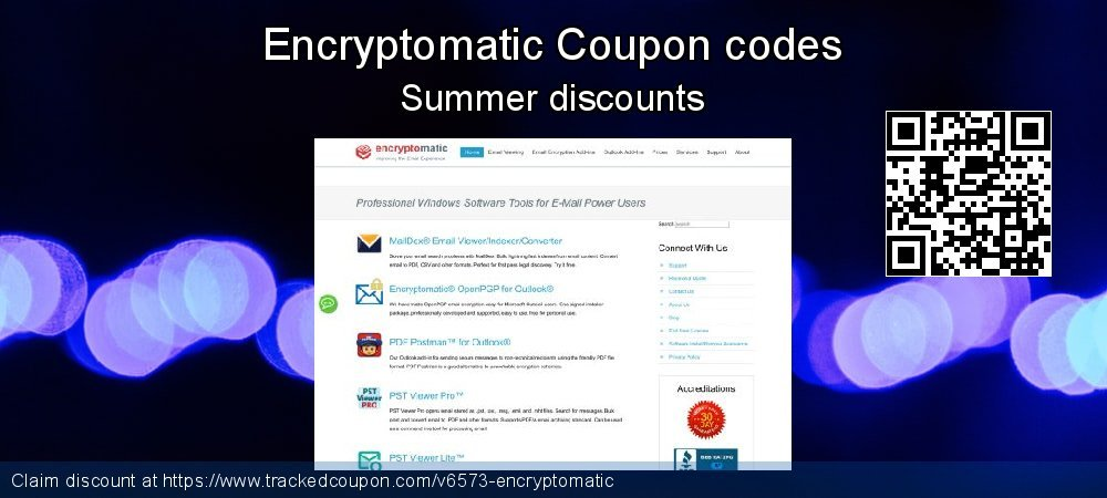 Encryptomatic Coupon discount, offer to 2021