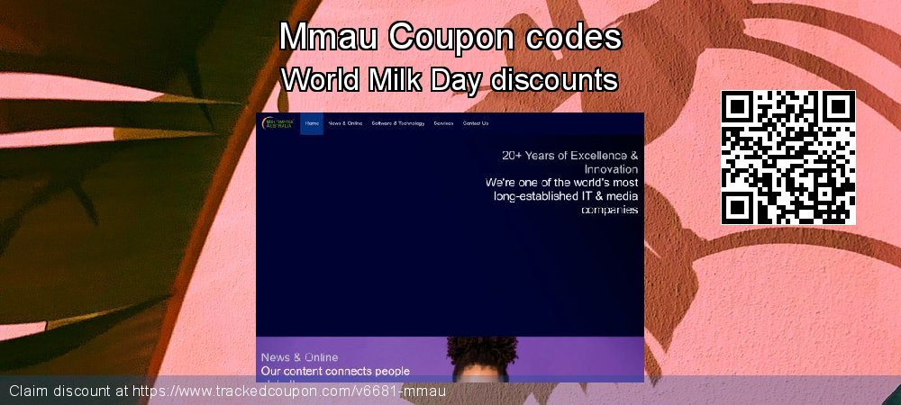 Mmau Coupon discount, offer to 2018 Xmas