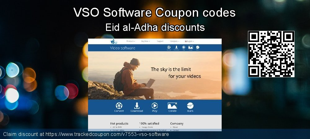 VSO Software Coupon discount, offer to 2019 Easter