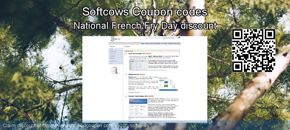 Softcows Coupon discount, offer to 2019 April Fool's Day