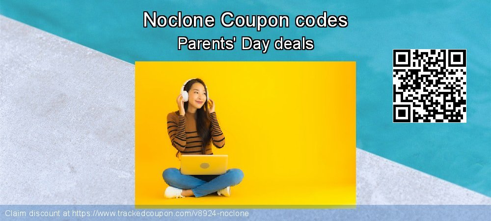 Noclone Coupon discount, offer to 2019 Valentines Day