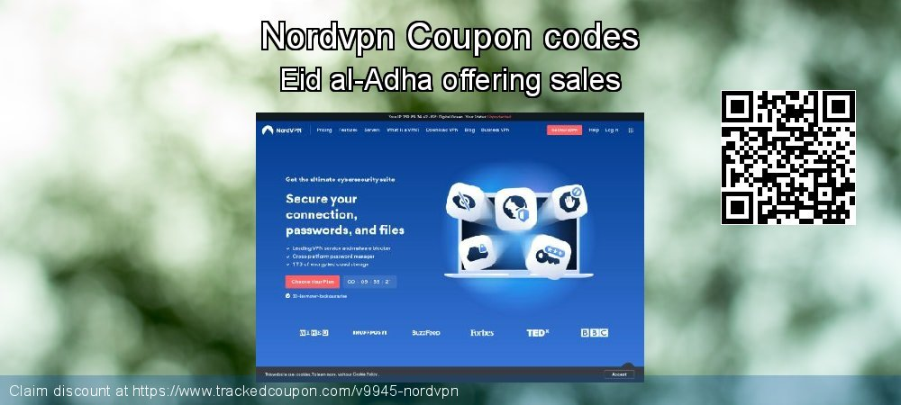 Nordvpn Coupon discount, offer to 2021