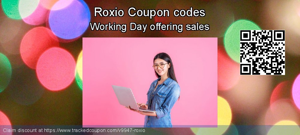 Roxio Coupon discount, offer to 2021